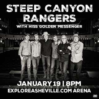 Steep Canyon Rangers with Hiss Golden Messenger