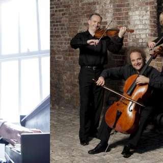 ACMS Presents Takács String Quartet & pianist Garrick Ohlsson