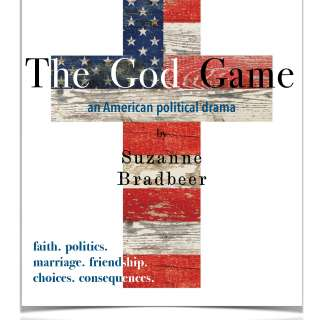 Front Porch Theatre at the Black Mountain Center for the Arts presents THE GOD GAME by Suzanne Bradbeer