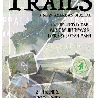 Front Porch Theatre at the Black Mountain Center for the Arts presents TRAILS, a new American musical