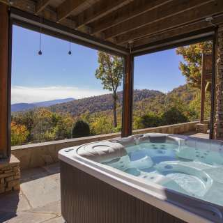 Couples Fall Romantic Asheville Getaway Package