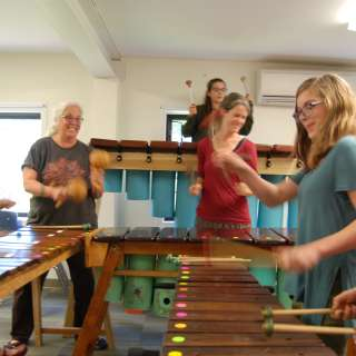 World Music Concert with Sue Ford's Village Marimba