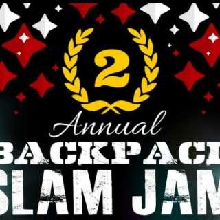 The 2nd Annual BackPack Slam Jam