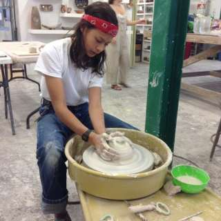 Pottery FUNdamentals For Kids Ages 8-12 with Halima Flynt