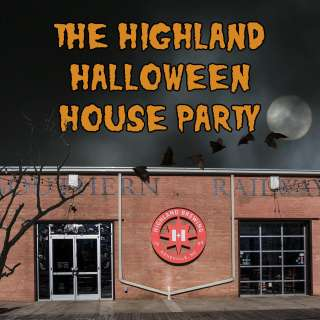 The Highland Halloween House Party