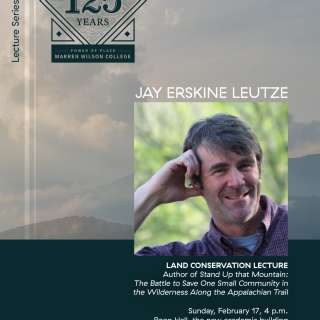 Land Conservation Lecture featuring Jay Erskine Leutze