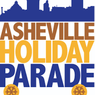 Asheville Holiday Parade, presented by Bojangles