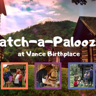 Patch-a-Palooza at Vance Birthplace