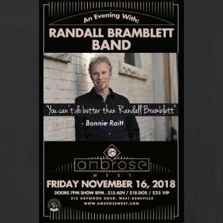 An Evening with Randall Bramblett Band- [americana / roots rock]