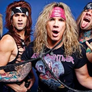 Heavy Metal Mardi Gras  Steel Panther w/ Wilson