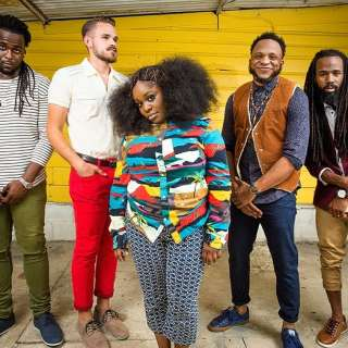 Tank and The Bangas w/ Maggie Koerner + Alfred Banks