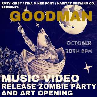 Video Release Party and Art Opening