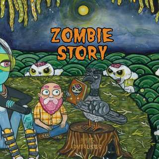 Zombie Story Release Party