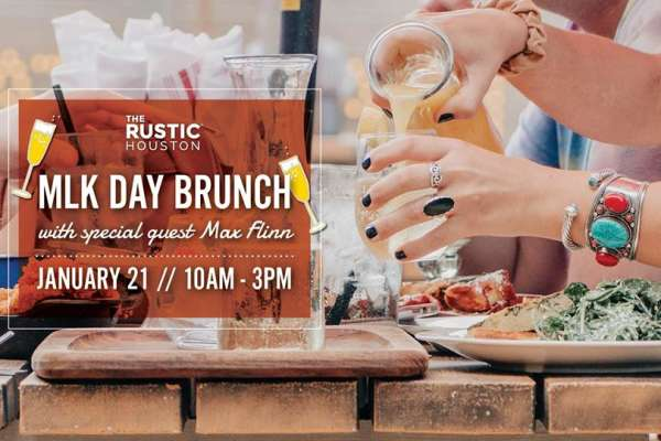 MLK Day Brunch - The Rustic
