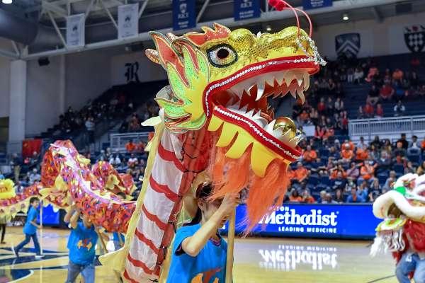 Rice Men's Basketball vs. UAB (Asian Heritage Night)