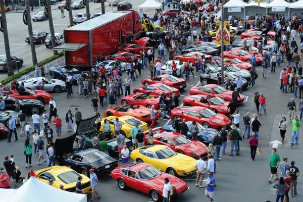 Houston Ferrari Festival