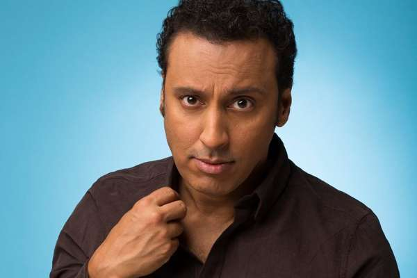 Connecting through Comedy: A Conversation with Aasif Mandvi