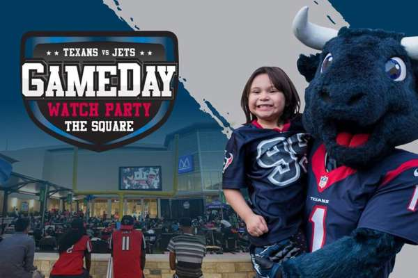 Game Day at The Square