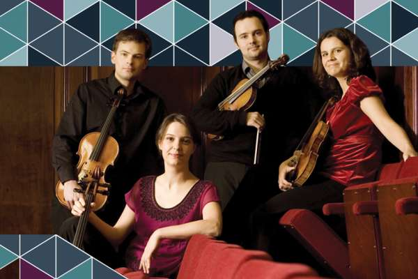 Elias String Quartet: Beamish and Schumann