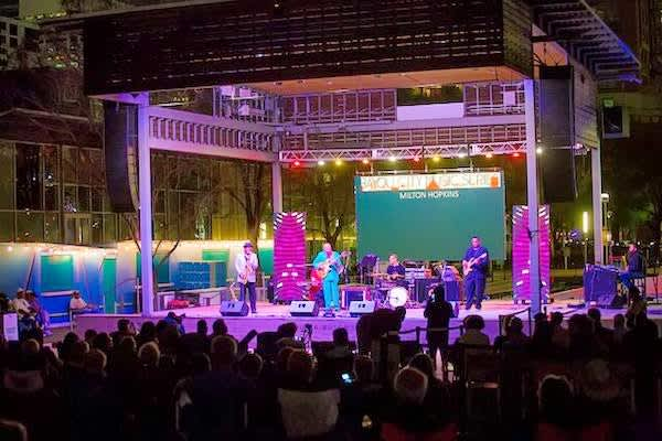 Bayou City Music Series