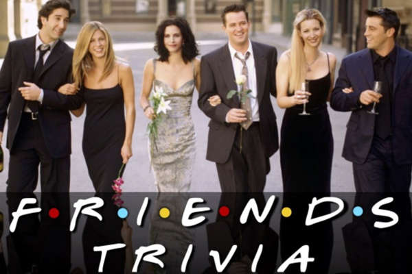 Friends Themed Trivia Night