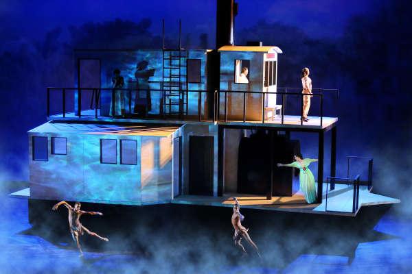 Houston Grand Opera presenta Florencia en el Amazonas