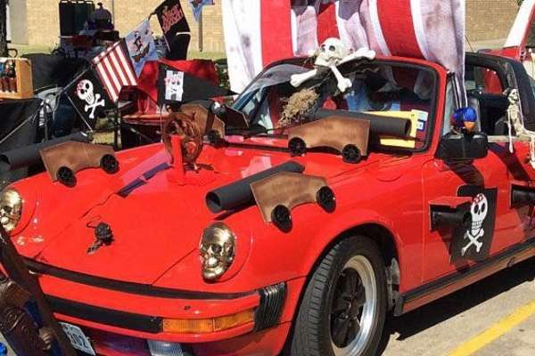 Th Annual Halloween Classic Car Show Holiday Events In Houston - Washington dc car show coupons