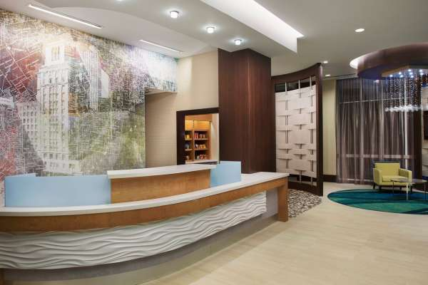 Descuento 20% - SpringHill Suites Downtown