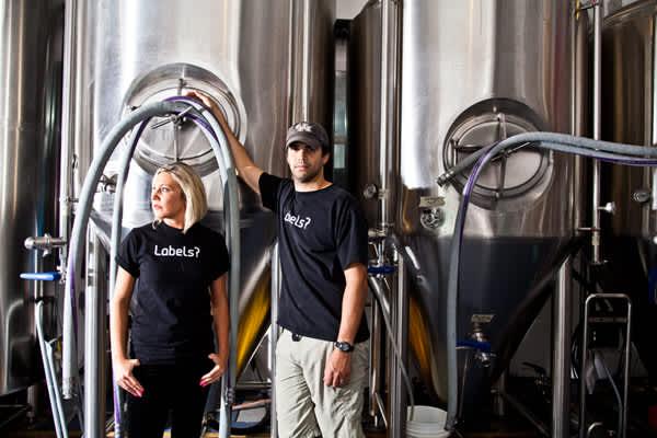 No Label Brewing Co.