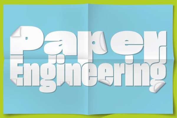 PAPER ENGINEERING (Ingeniería en papel)
