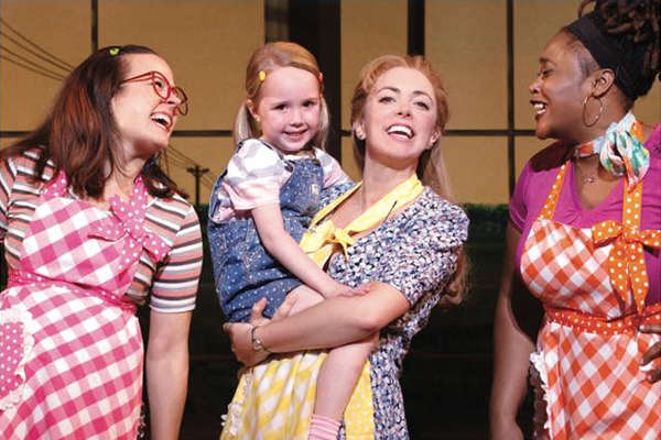 The Tony nominated Musical, Waitress is Searching for Lulu