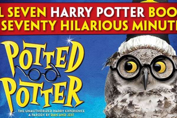 Potted Potter: An Unauthorized Harry Experience - A Parody by dan and Jeff