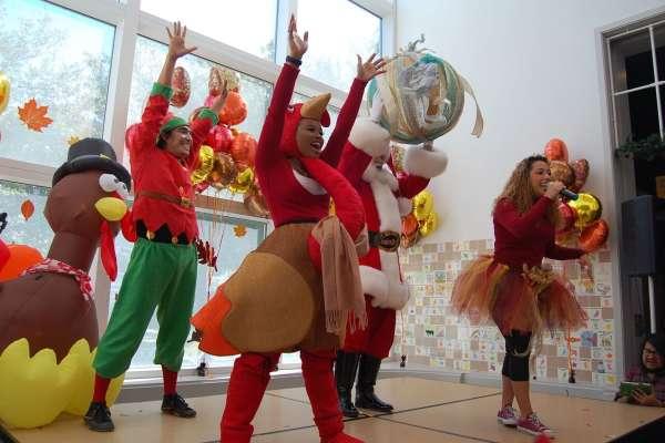 Great Gobbler Thanksgiving Parade