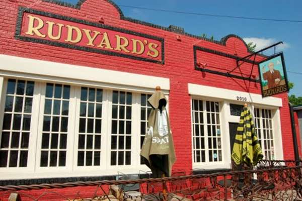 Rudyard's