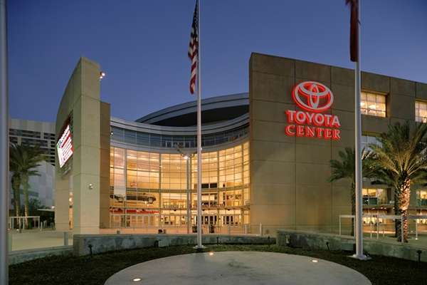 Toyota Center | Venues In Houston, TX 77002