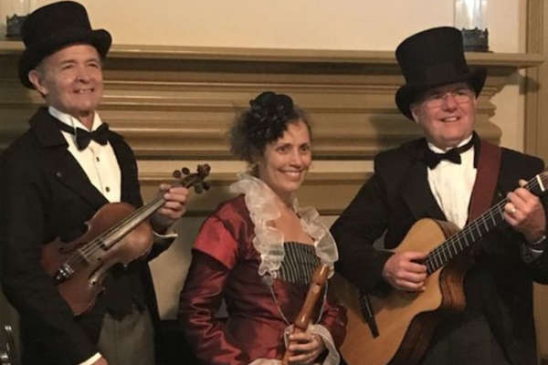 A Victorian Holiday