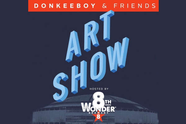 Donkeeboy & Friends Art Show