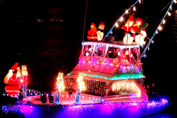 57th Annual Christmas Boat Lane Parade