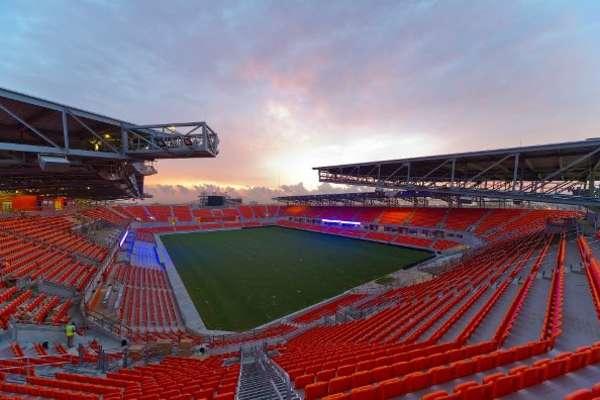 BBVA Compass Stadium | Things ...