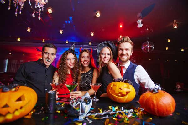 HouPop Hocus Pocus Celebrity Halloween Party