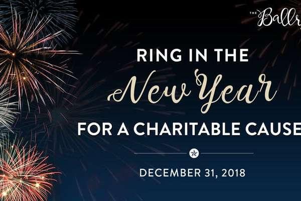 New Year's Eve at The Ballroom at Bayou Place