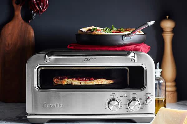 Williams-Sonoma + Breville Pizzaiolo Pop-Up for Charity!