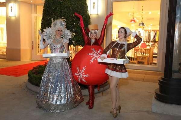 Highland Village 3rd Annual Holiday Shopping Card Celebration
