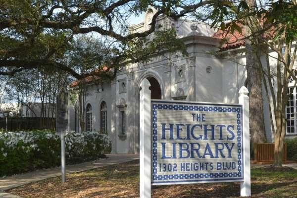 Heights Neighborhood Library Holiday Open House