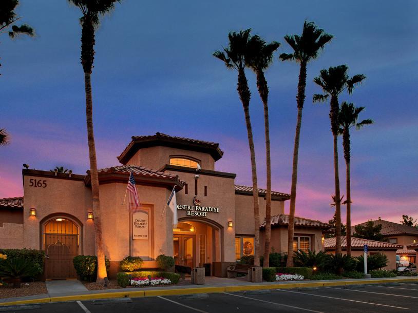 Desert Paradise Resort