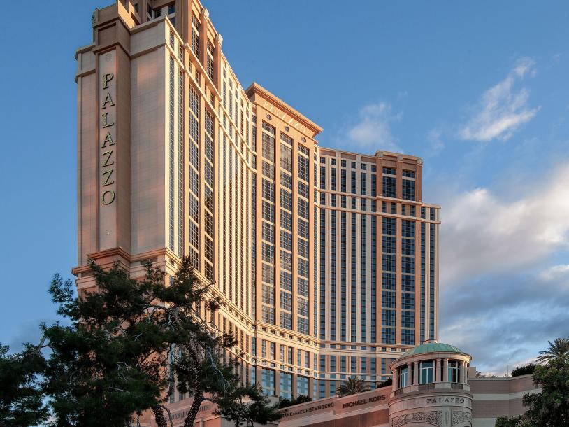 The Palazzo At The Venetian Resort Las Vegas