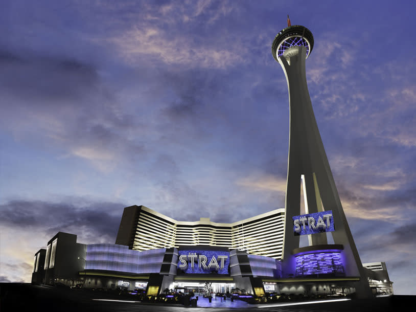 The STRAT Hotel, Casino & SkyPod