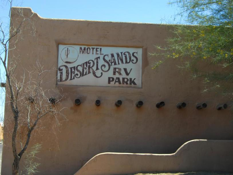 Desert Sands RV Park & Motel