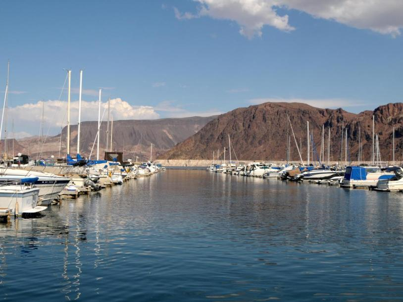 Lake Mead Resort Marina