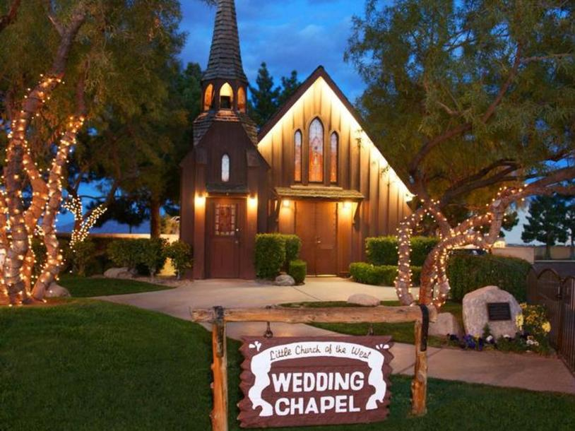 Weddings at the Little Church Of The West